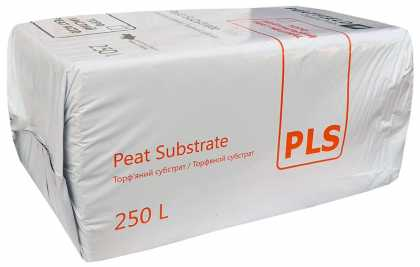 Торф нейтрализованный (ТН), pH 5-6, 250л, Peatfield (Питфилд) фото