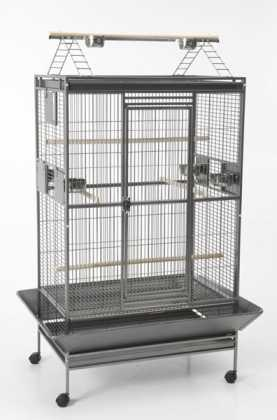 Вольер для попугаев, темно-серый темно-серый Savic Wellington Playpen 90Х60Х175 см фото