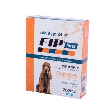 Фип Форте д/собак 9-24 кг фото