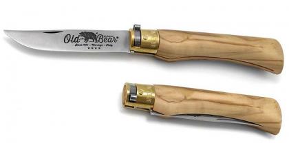 Нож садовый Antonini, Old Bear, 9307/23LU фото