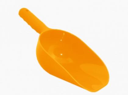 Совок для сыпучих продуктов ТМ 'Алеана' (светло-оранжевый) фото