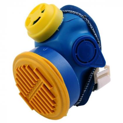 Респиратор Пульс М 1 картридж (респиратор шахтный пылевой) фильтр флизелин, DR-0006-0047 фото