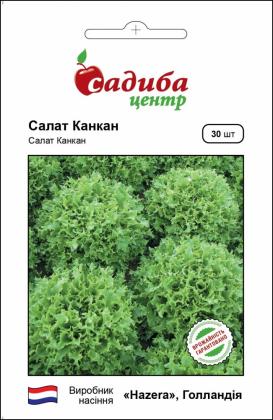 Семена салата Канкан, 30шт, Hazera, Нидерланды, семена Садиба Центр фото