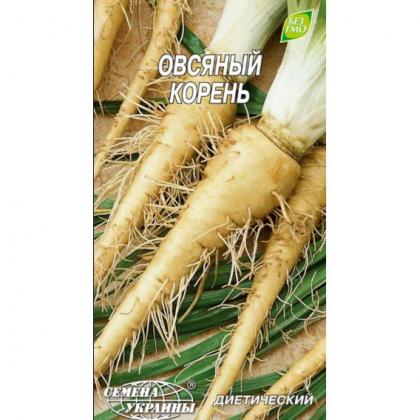 Семена овсяного корня, 1г, Семена Украины, 153700 -2020 фото