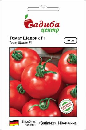 Семена томата Щедрик, 10шт, семена Садиба Центр -2020 фото