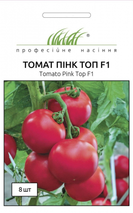 Семена томата Пинк Топ F1, 8шт, Nong Woo Bio, Корея, Професійне насіння фото