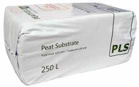 Торф кислый (ТК), pH 3.0-4.0, 250л, Peatfield (Питфилд) фото
