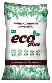 Субстрат универсальный Eco plus, 50л, Peatfield (Питфилд) фото