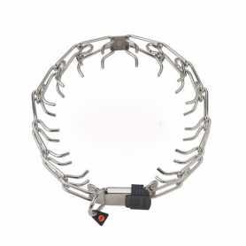 Строгий ошейник Sprenger ULTRA-PLUS, ClicLock, нержав. сталь, 3,2мм, 58см фото