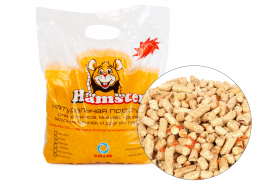 Супергранулы Hamster Лаванда, 800 г