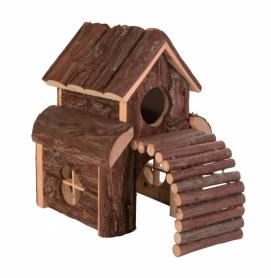 6203 Дом для грызунов Finn 13*20*25 см