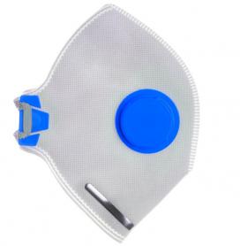 Респиратор Росток с клапаном 3ПК, синий, DR-0004-0045 фото