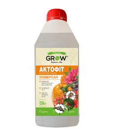 Биоинсектицид Актофит, универсальный, 0.9л, ТМ Grow