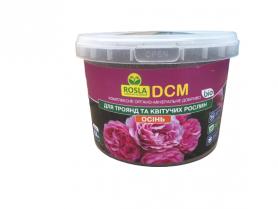 Органо-минеральное удобрение для роз и цветущих , NPK 6.3.20, 2.5кг,  ДСМ(DCM) Осень, ТМ Росла фото