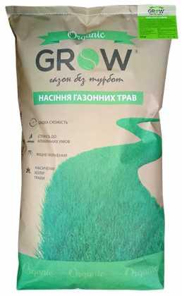 Газонная трава универсальная ТМ Grow (Дания) DLF Seeds & Science, 10кг фото