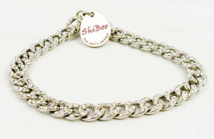 Украшение Shiboo Amore-Crystal серебро 30 см фото