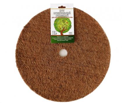Приствольный круг из кокосового волокна EuroCocos, диаметр 50 см фото