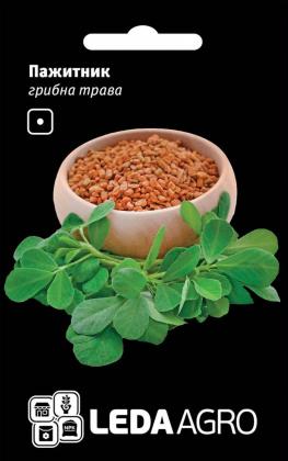 Семена пажитника, грибная трава, 0.3г, семена Леда Агро фото