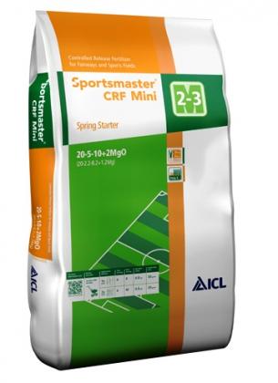 Комплексное минеральное удобрение Scotts Sportsmaster CRF Mini, 25кг, 20.5.10, 2-3 мес., Everris (Эверрис)  фото