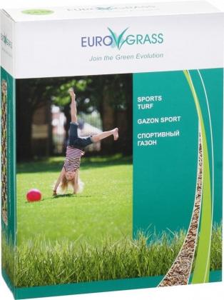 Газонная трава спортивная Euro Grass, 2.5кг, Deutsche Saatveredelung (Германия) фото