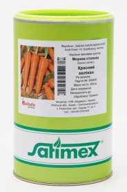 Семена моркови Красный Великан, 0,5 кг, Satimex, Германия, Садиба Центр фото