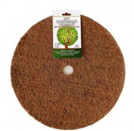 Приствольный круг из кокосового волокна EuroCocos, диаметр 16 см фото
