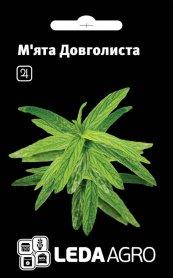 Семена мяты длиннолистной, 0.05г, семена Леда Агро фото