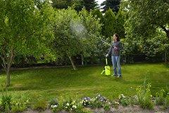 Как выбрать хороший садовый опрыскиватель?
