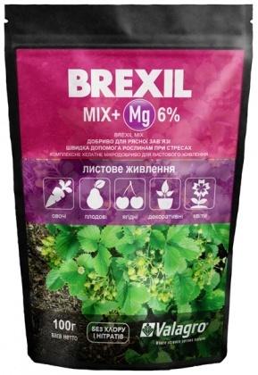 Микроэлементы Brexil Mix+6Mg (Брексил Микс+6Mg), 100г, TM ROSLA (Росла) фото