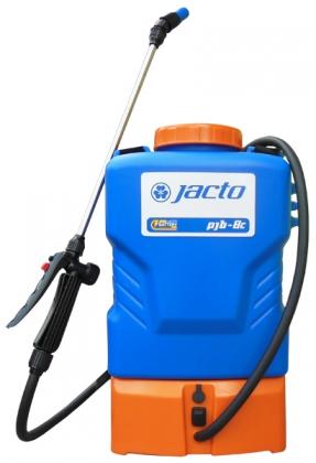 Опрыскиватель ранцевый аккумуляторный 8л, Jacto, PJB-8C фото