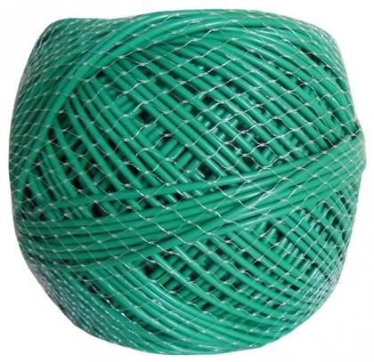 Агро-трубка для подвязки (кембрик) эластичная, D 3мм., 200 м. фото