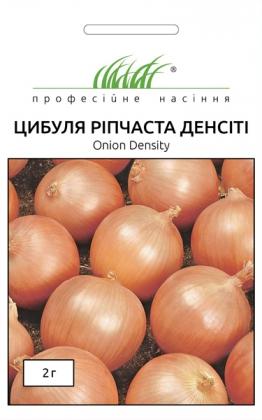 Семена лука репчатого золотистого Денсити, 2г, Anseme, Италия, Професійне насіння фото