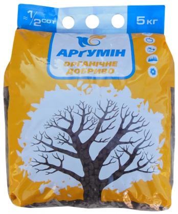 Органическое удобрение Аргумин, 5кг фото