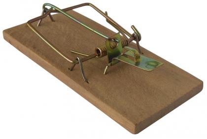 Мышеловка деревяная, Bros, 09087 фото
