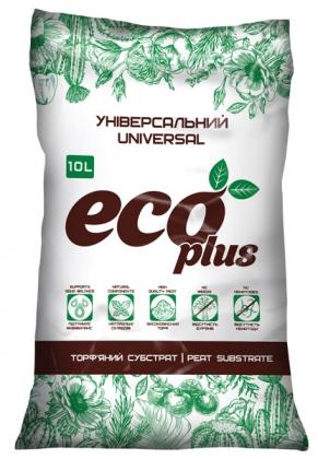Субстрат универсальный Eco plus, 10л, Peatfield (Питфилд) фото