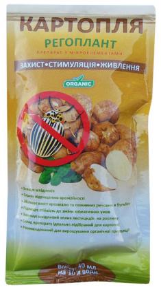 Органическое удобрение для картофеля Регоплант, 40мл фото