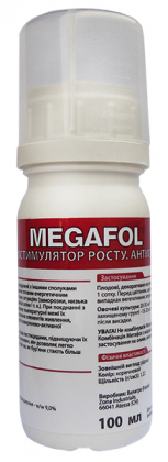 Биостимулятор роста Megafol (Мегафол), 100мл, Valagro (Валагро) фото