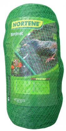 Сетка от птиц, 4х50м, Nortene Birdnet фото
