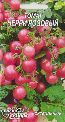 Семена томата Черри розовый, 0.1г, Семена Украины фото