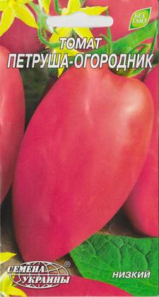 Семена томата Петруша огородник, 0.1г, Семена Украины фото