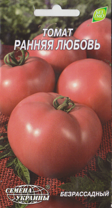 Семена томата Ранняя любовь, 0.1г, Семена Украины фото