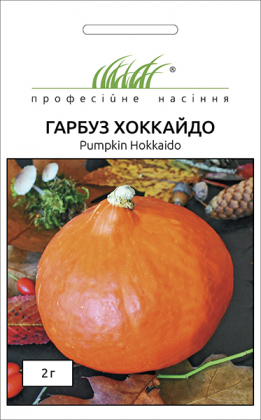 Семена тыквы Хоккайдо, 2г, Hem, Голландия, Професійне насіння фото