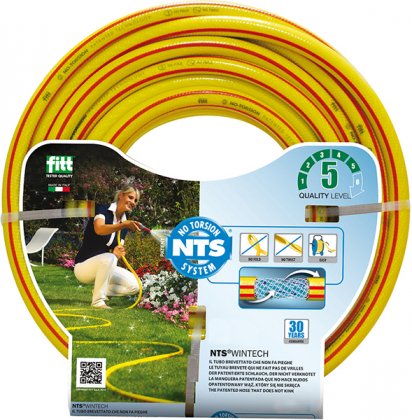 Поливочный шланг NTS Wintech 19мм (3/4'), 50м, Аквапульс фото