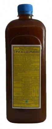 Биофунгицид Триходермин, 1л фото