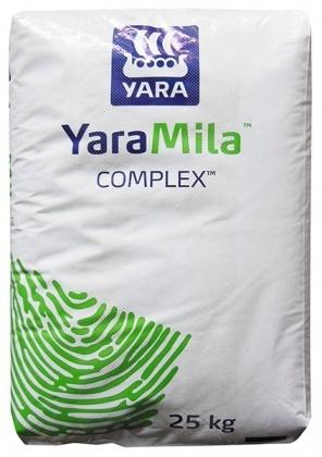 Комплексное минеральное удобрение Yara Mila Complex (Яра Мила Комплекс), 25кг, NPK 12.11.18+ME, Yara (Яра) (Кемира) фото