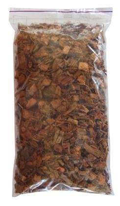 Кокосовые чипсы, подсыпка, 0.5-2см, 1л, TM ROSLA (Росла) фото