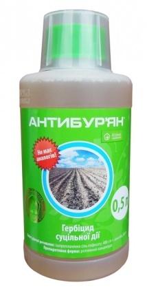 Гербицид Антибурьян, 500мл фото