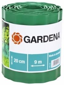 Бордюр садовый (зеленый), 20см х 9м, Gardena, 00540 фото