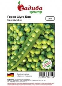 Семена гороха Шуга бон, 20г, Satimex, Германия, Садиба Центр фото