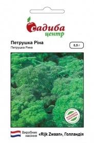 Семена петрушки листовой Рина, 0.5г, Rijk Zwaan, Голландия, семена Садиба Центр фото
